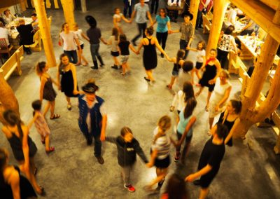 Tańce