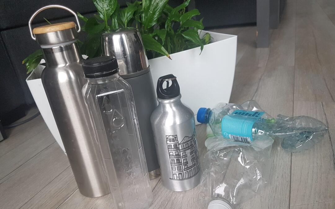 Butelki! Własne czy jednorazowe?